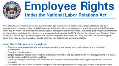 Labor Union Professional Organization Attorney Lawyer California