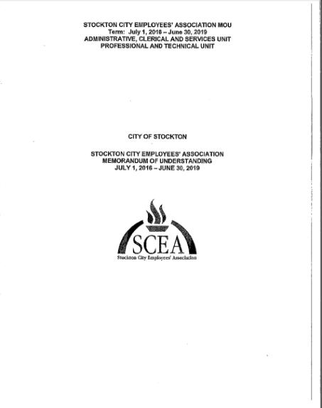 SCEA MOU 2016-2019 p.1