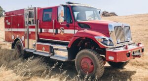 Cal Fire Type 3 Fire Apparatus